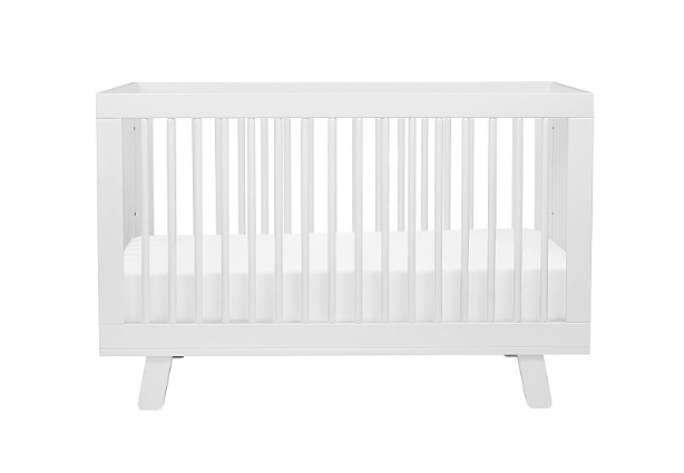 BABYLETTO HUDSON CONVERTIBLE COT WHITE