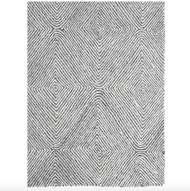 KENYA SILVER CLOUD RUG