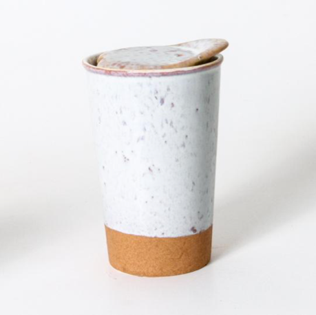 CERAMIC REUSABLE CUP TALL