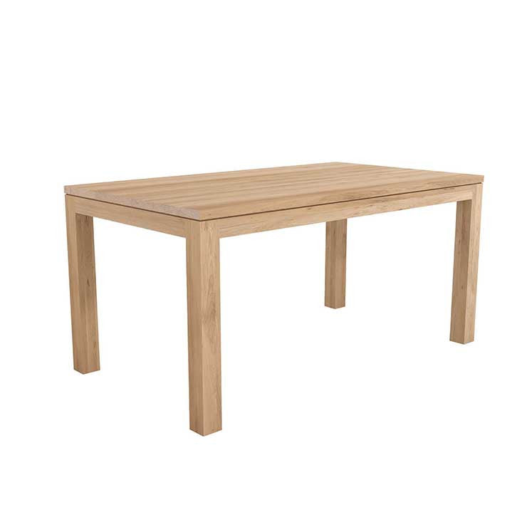 ETHNICRAFT STRAIGHT DINING TABLE