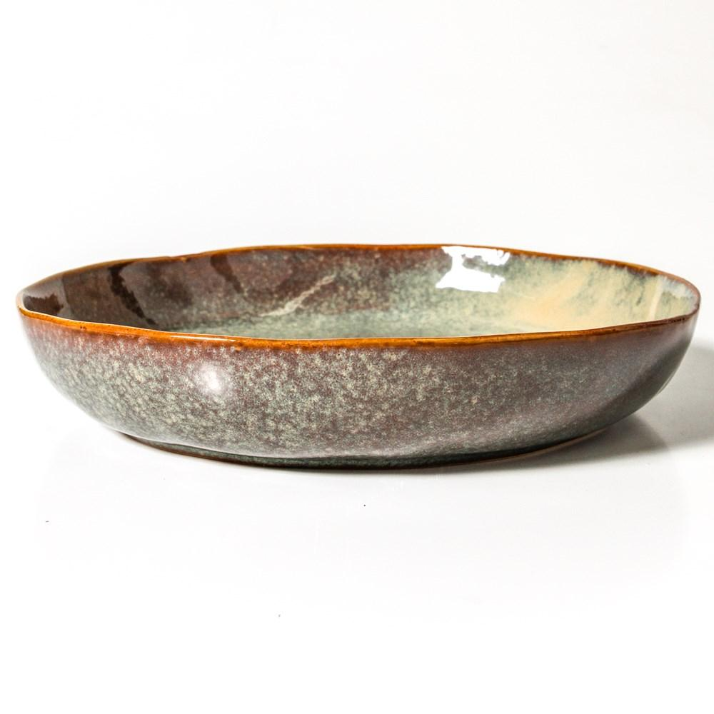 AURORA SALAD BOWL, EARTH