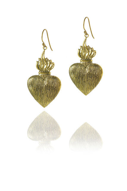 CORAZON EARRINGS - barton&bell