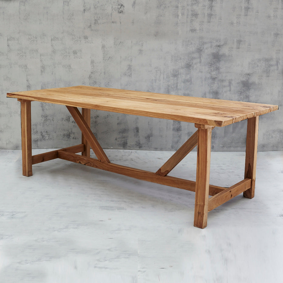SEFER RUSTIC TABLE