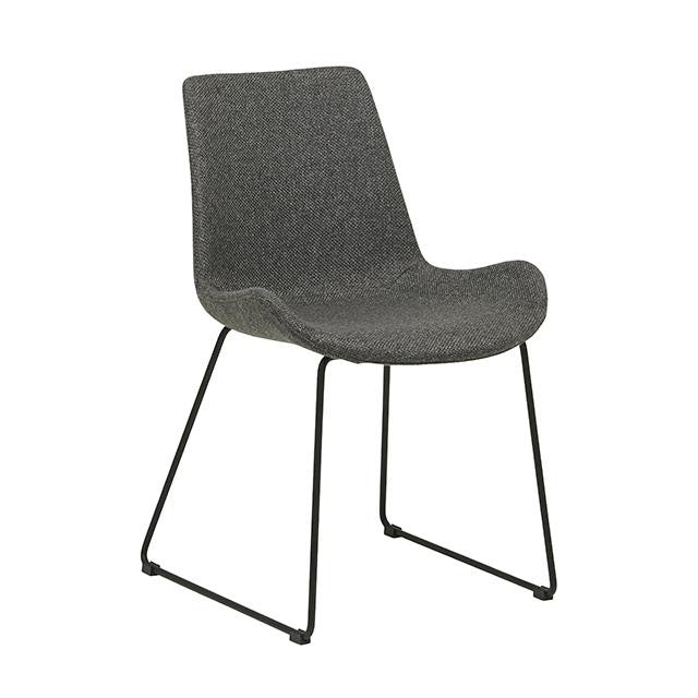 CLEO SLEIGH DINING CHAIR (All colours)