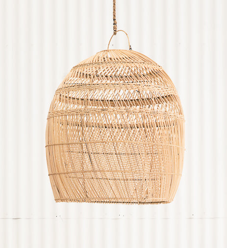 RATTAN LIGHT SHADE XL