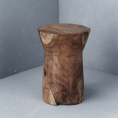 TAC STOOL / SIDE TABLE