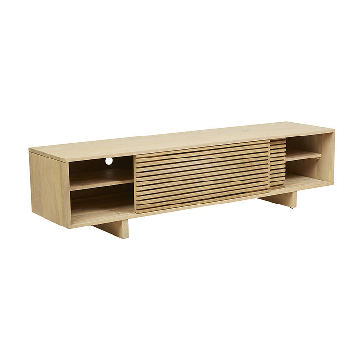 FINN ENTERTAINMENT UNIT, NATURAL OAK