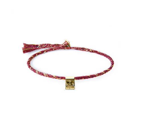 Brave Collection Jewel Tone Bracelet