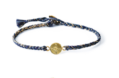 Brave Collection Compass Bracelet