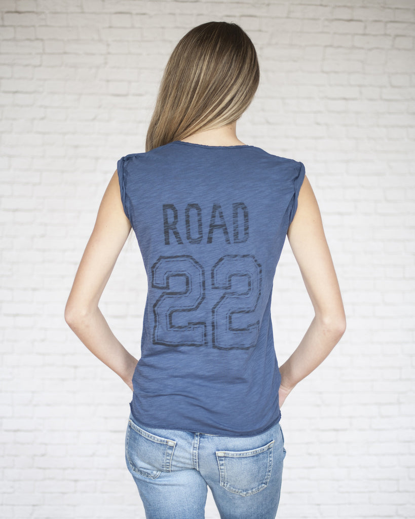 Fallon w/ Road 22 Graphic (Available in 4 colors)