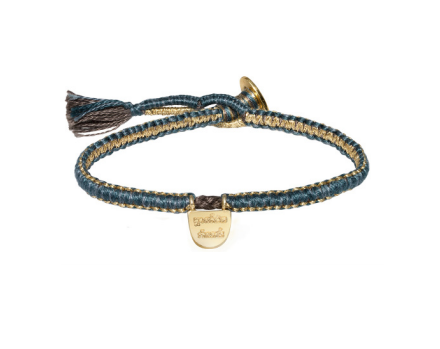 Brave Collection Without Limits Reversible Cobra Stitch Bracelet