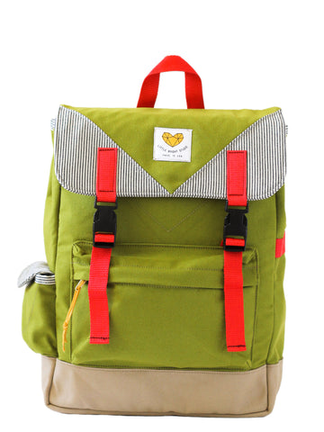 Adventure Backpack in Olive Green