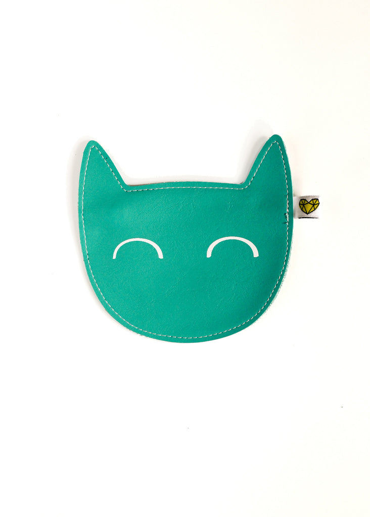 Cat Coin Purse - Little Bright Studio - 5