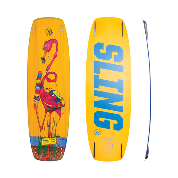 2020 Slingshot Super Grom YOUTH Wakeboard Blem