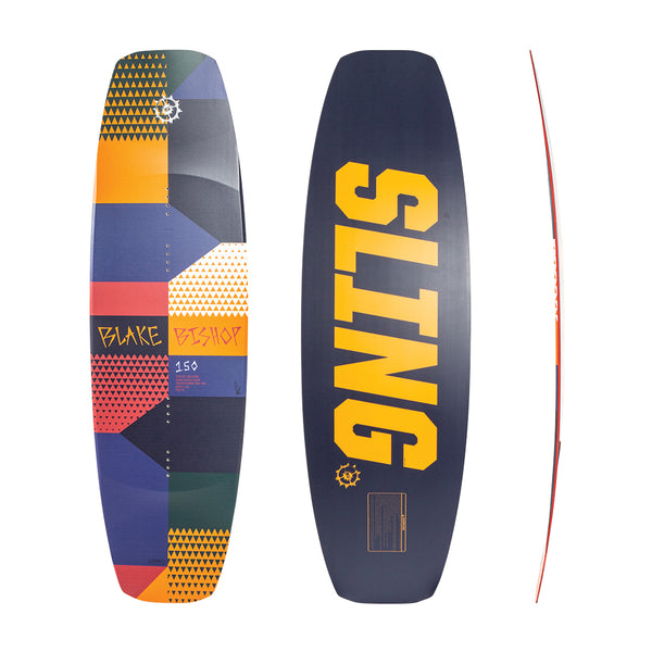 2020 Slingshot The Bishop Wakeboard Blem