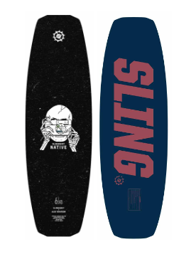 2021 Slingshot Native Wakeboard Blem