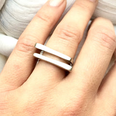 Zen Bar Ring