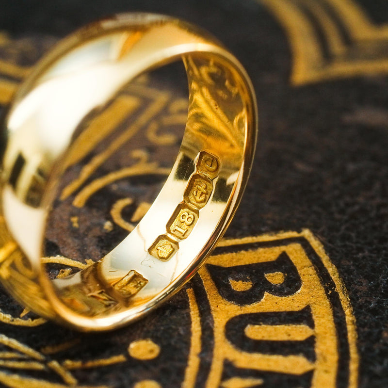 Gold Standards Used in Antique English Jewellery