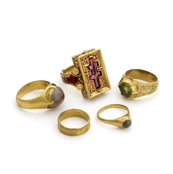 'Finger Rings' at The Ashmolean Museum