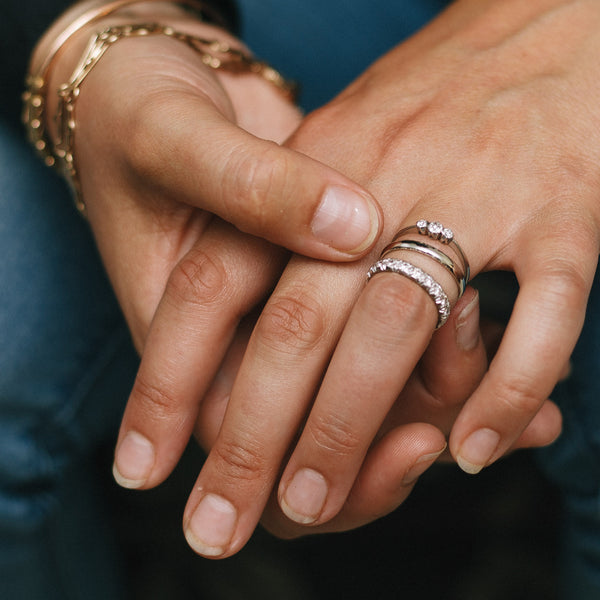 A Most Perfectly Serendipitous Engagement Ring Find.