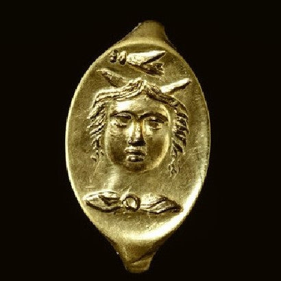 ancient signet ring
