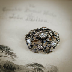 Antique Georgian Diamond Brooch
