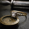 Vintage Art Deco Diamond Engagement Ring