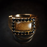 Dedicated Date 1803 Georgian Mourning Ring
