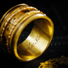 Adored Antique Georgian Date 1828 Mourning Ring