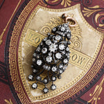 Antique French Diamond BroochPendant