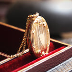 Antique Edwardian Era Gold Locket