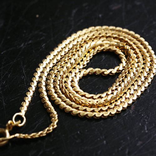 Italian 18ct Yellow Gold Chain