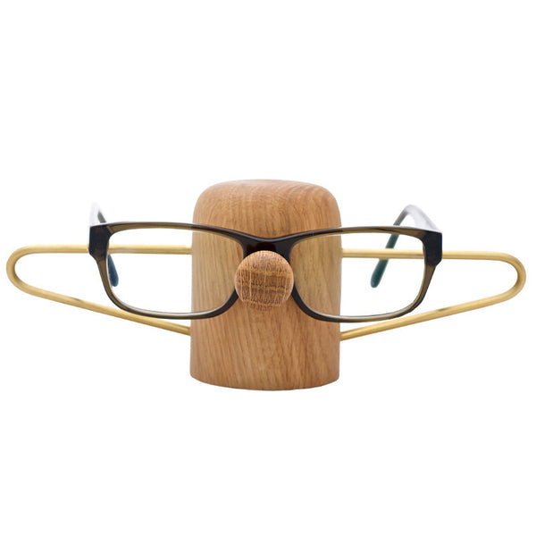 Nosey Eyewear Dock (oak)