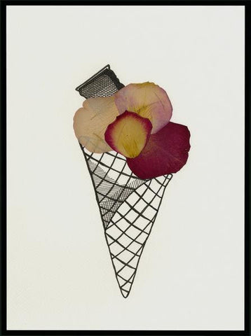 Leaves - Ice Cream (50x70 cm)