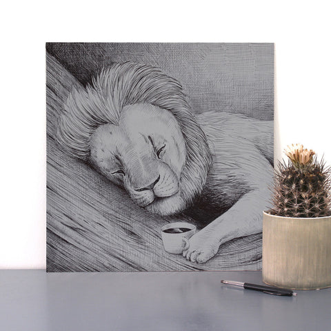 Coffee Lion