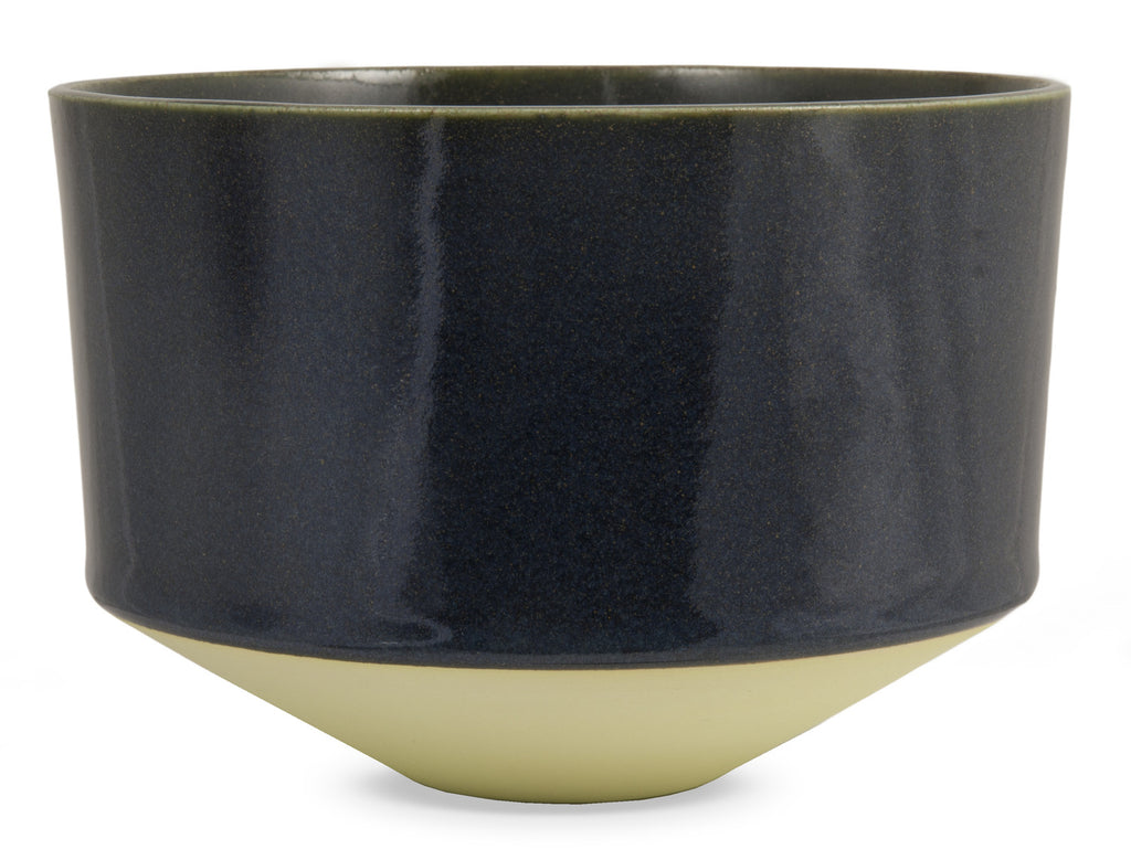 Tone Bowl (Black & Yellow ) Large