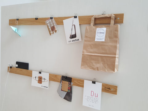 Paper-Rack Notice Board