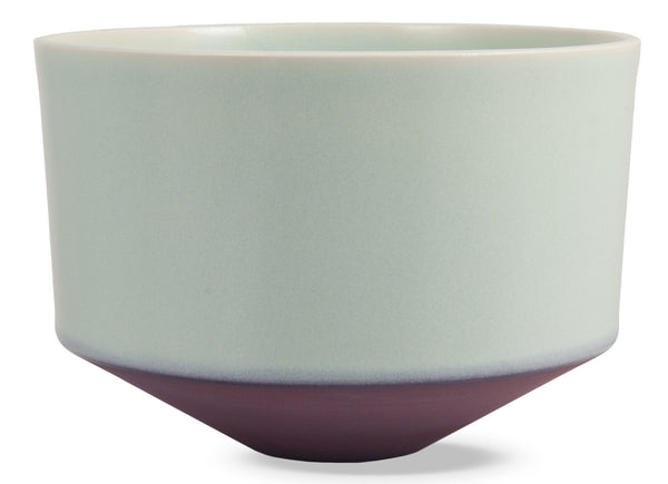 Tone Bowl (Turquoise & Purple) Small