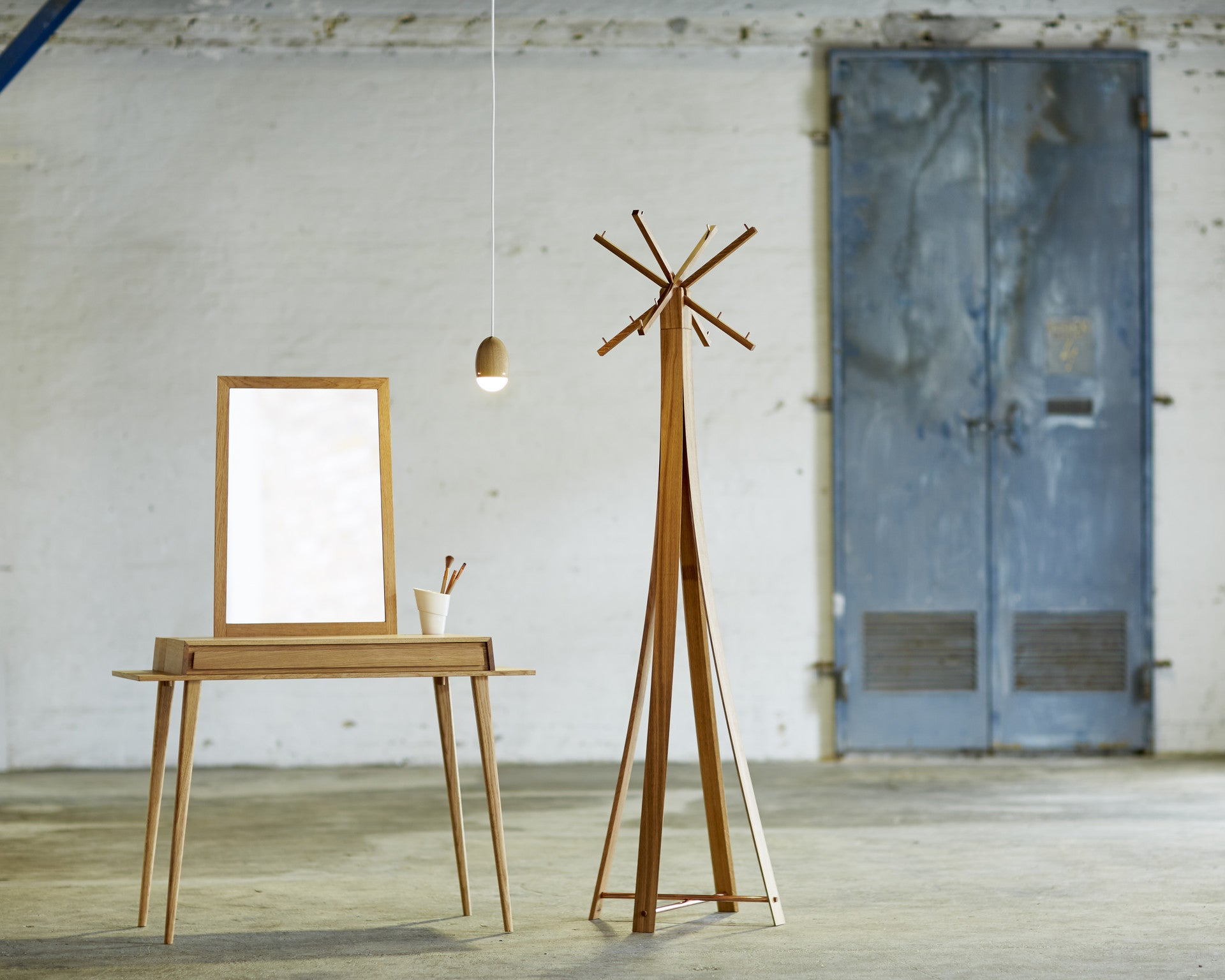 Mill Coat Stand Nordic Makers