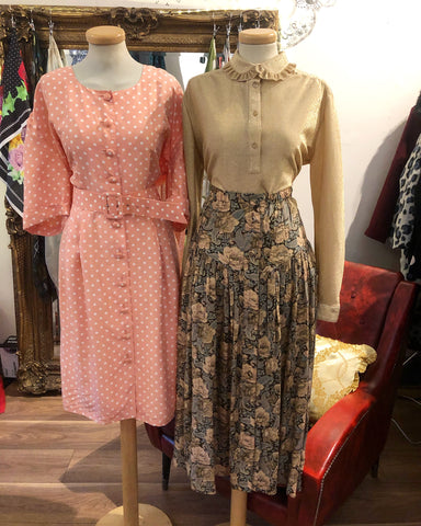 Vintage party-wear by Godiva Boutique
