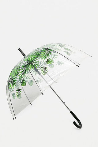 Palm Leaf Dome Umbrella - Godiva Boutique