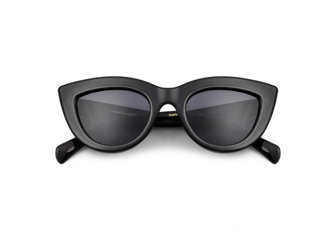 Stella Sunglasses - Black - Godiva Boutique