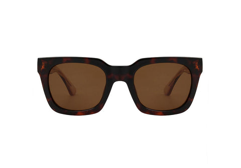 Nancy Sunglasses - Demi Tortoise - Godiva Boutique