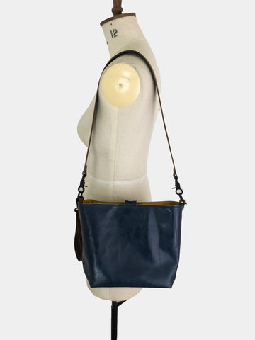 Luna Reversible Bag - Godiva Boutique
