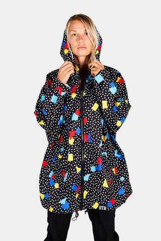Raincoat - Throwing Shapes - Godiva Boutique