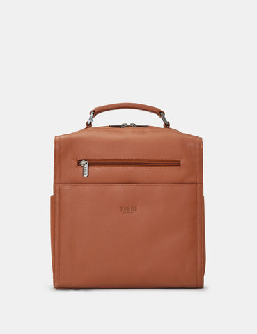 Grayson Backpack -Tan
