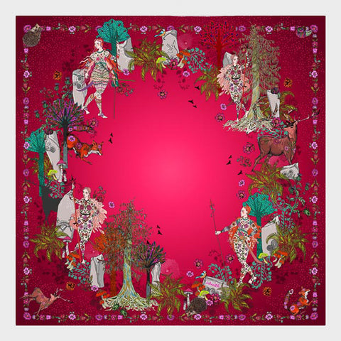 Blood Moon Scarf - Godiva Boutique