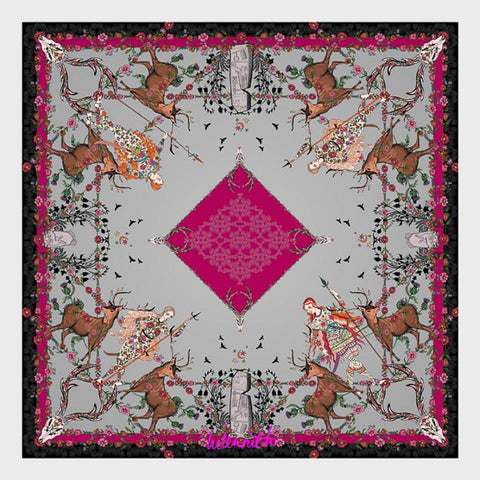 Daughter of the Picts Scarf - Godiva Boutique