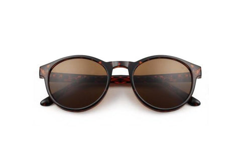 Marvin Sunglasses - Demi Tortoise - Godiva Boutique
