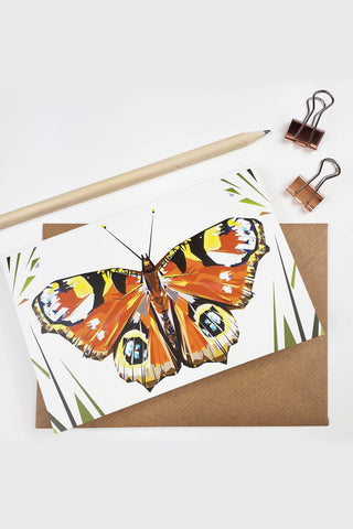 Illustration greeting card